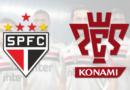 KONAMI se torna parceira global oficial do São Paulo FC