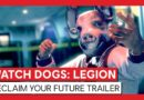 Watch Dogs: Legion recebe novo trailer