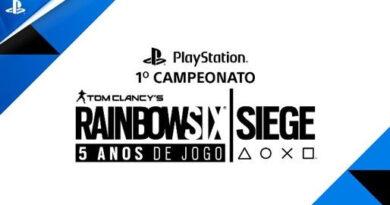 Ubisoft Brasil e Playstation se unem em campeonato de Rainbow Six Siege